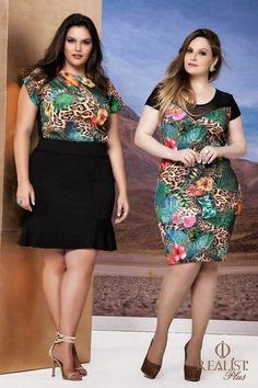 Hola amigas hoy les traigo estas combinaciones de algunos modelos para las chicas hermosas curvis, alguna idea para combinar y verse sexis pero sobre todo hermosas espero les guste y compartan…