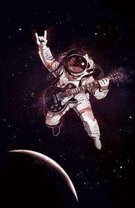 Solo in Space Hero Shot