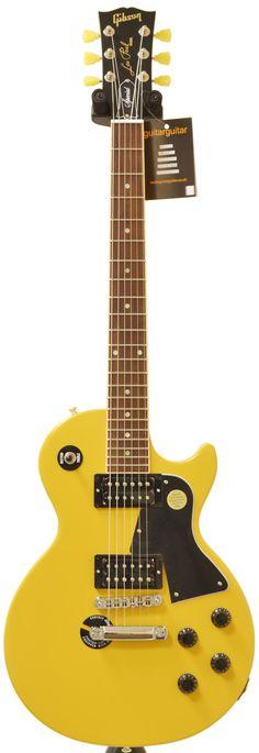 Gibson Les Paul Junior Special w/ Humbuckers Satin Yellow