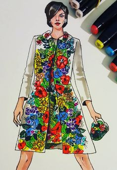 @andrii_nisinets_arts  Be Inspirational❥ Mz. Manerz: Being well dressed is a beautiful form of confidence, happiness & politeness
