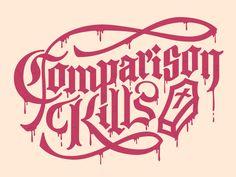 Comparison Kills - Vector