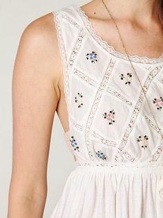 vestido de verano.