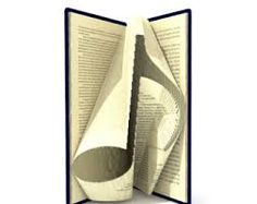 Image result for folded book words