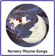 Nursery Rhymes for Young Children-teach to your toddlers so they have the word and reading skills needed to become a successful reader