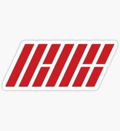 iKON Welcome Back 'My Type' Sticker