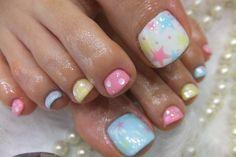♥ Cute pedicure