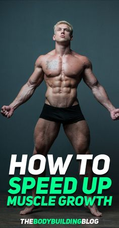 14 tips to stimulate fast muscle growth naturally Weight Training Workouts, Gym Workout Tips, Best Cardio Workout, Workout Fitness, Pilates Fitness, Trainer Fitness, Workout Men, Workout Plans, Workout Routines