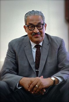 'Thurgood Marshall was appointed to the Supreme Court by President Lyndon Johnson on June 13, 1967. Marshall became the Supreme Court's first Black Associate Justice.'  - CARTER Magazine