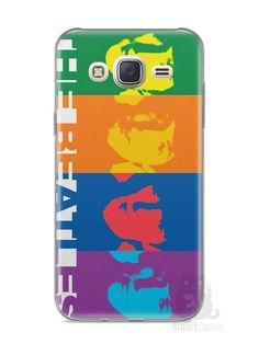 Capa Capinha Samsung J7 The Beatles #2 - SmartCases - Acessórios para celulares e tablets :)