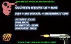 Counter Strike 1.6 sXe Aim + NoRecoil + Headshot Private CFG Download ~ Shark Pro