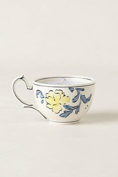 Tea Cup Candle  #Anthropologie #PinToWin