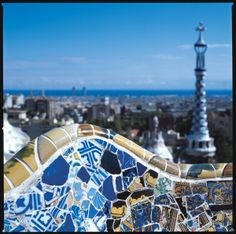 Gaudi again. PG