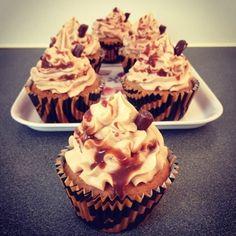 Cupcakes aux Carambars