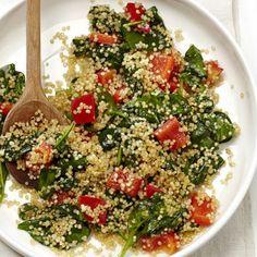 Recipe for: Quinoa Veggie Stir-Fry
