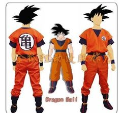 Dragon Ball Z Son Gohan / Son Goku Turtle senRu cosplay carnival costume Kimono halloween party costumes stage costume