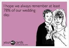 Search results for 'wedding' Ecards from Free and Funny cards and hilarious Posts Best Wedding Toasts, Best Man Wedding Speeches, Wedding Toast Quotes, Wedding Ecards, Wedding Humor, Funny Wedding Cards, Wedding Stuff, Funny Toasts, A Tribe Called Quest
