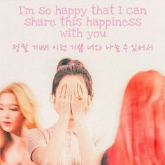 I'm so happy that I can share this happiness with you - red velvet (candy) Source : @klyrics.quotes #redvelvet #irene #seulgi #wendy #joy #yeri #candy #smentertainment #kpop #song #lyrics #kpopsonglyrics #kpopsong #kpoplyrics #kpopquotes #klyrics