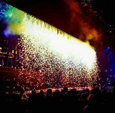 Beyoncé Performing At LG Arena Birmingham 23.2.2014