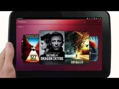 Ubuntu para tablets ya está disponible - http://www.entuespacio.com/2013/02/20/ubuntu-para-tablets-ya-esta-disponible/