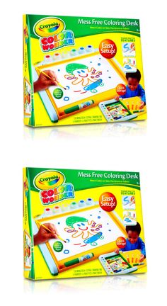 Other Kids Drawing and Painting 160718: Color Wonder Mess Free ...