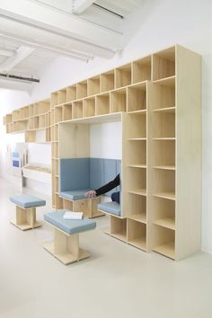 Fab Lab i2R by Studio GGSV for EDF Research & Development