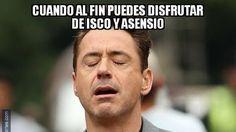 Los mejores memes de la actuación de Isco en el España - Italia - 101 Topic - El Bernabéu - La actualidad sobre el Real Madrid http://www.elbernabeu.com/articulo/101-topic/mejores-memes-actuacion-isco-espana-italia/20170902234454029946.html?utm_campaign=crowdfire&utm_content=crowdfire&utm_medium=social&utm_source=pinterest