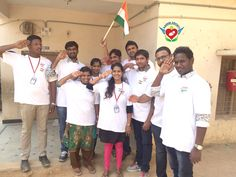 aashri society republic day celebrations at govt school