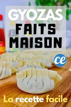 Easy Fast + And + +: + + The Delicious Recipe + + + of gyoza, + the + Famous + + Japansaid Ravioli … - Recipes Easy & Healthy Homemade Dumplings, Dumpling Recipe, Stew And Dumplings, Chicken Dumplings, Chinese Dumplings, Easy Healthy Recipes, Easy Meals, Sicilian Recipes, Sicilian Food