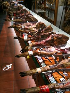 The temple of jamon.