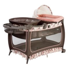 Pack N Play On Pinterest Bassinet Newborns And Portable