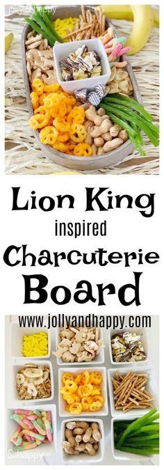 Movie Night Snacks, Night Food, Movie Nights, Charcuterie Recipes, Charcuterie Board, Disney Dishes, Disney Snacks, Disney Recipes, Disney Food