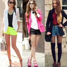 Summer Must Haves: Shorts and Trends