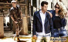 Confira o post no blog da Farump sobre a jaqueta jeans masculina: http://farump.com.br/blog/?id=87=Jaqueta-jeans-para-eles