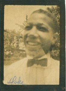 Duke Ellington as a teen