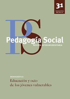Núm. 31 (2018): Educación y ocio de los jóvenes vulnerables Socialism, Senior Boys, Journals, School