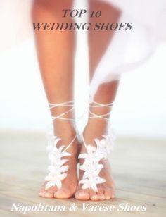 Top 10 Wedding Shoes by Napolitana   Varese Ιδέες για νυφικά παπούτσια από  τη Napolitana   3cf64fef85f