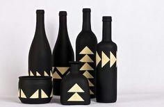 Stylish bottles