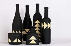 Stylish bottles