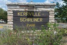 Kerrville-Schreiner Park - Kerrville, Tx