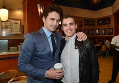 Pin for Later: The Cutest Celebrity Siblings in Hollywood James and Dave Franco Dave supported his brother James when he received a star on the Hollywood Walk of Fame.