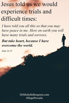 We can all expect to go through hard times and experience bad things in life, but as one who loves Jesus, we have the assurance that God can and will use not just the good times, but also the bad times for our good and for His glory. Christian Inspirational Quotes. Bible Verses. Scripture.