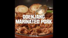[COOKAT]Doenjang Marinated Pork
