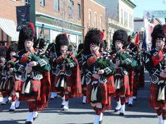 St. Patrick's Day Parade 2017 Saturday in Manassas