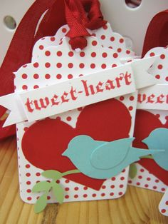 adorable valentine tags