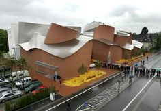 Architecture focus: Frank Gehry Marta, Germany