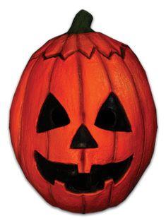 Halloween III Pumpkin Mask