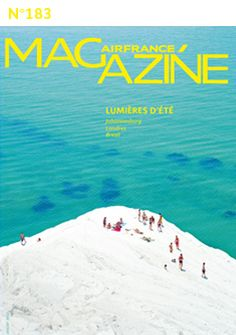 Air France Magazine et Air France Madame : voyage, tour du monde culturel, tendances, mode, luxe