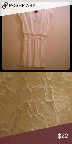 Flirty Lace Dress When Vintage Meets Fun Lace Ivory Dress.Perfect for any occasion Dresses