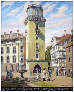 Zehrener Turm 1800