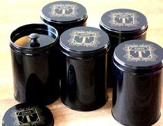 Our own tea tin!